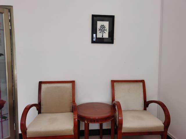 Yan'an的民宿