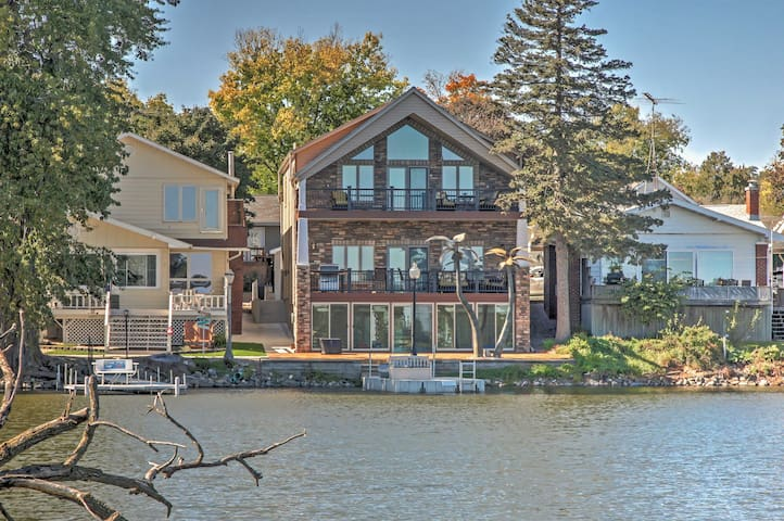 Lake View的民宿