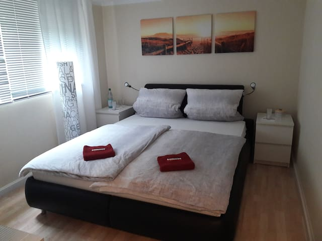 Comfortable room in Langen near Frankfurt (20km)