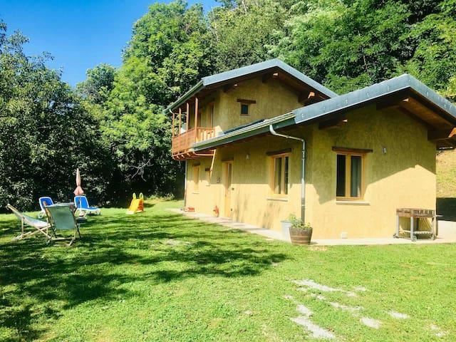 La casa vacanza in Valle Maira