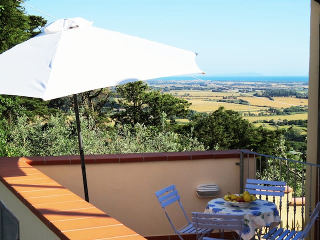 Rosignano Marittimo的民宿