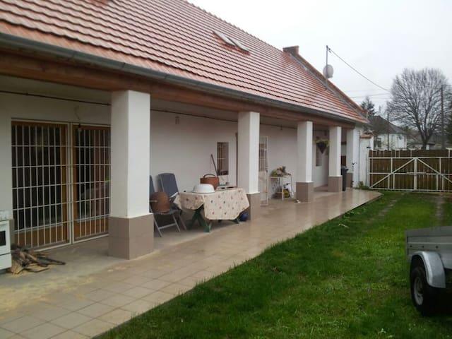 Bakonyszentiván的民宿
