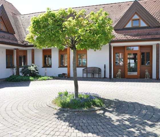 Bad Windsheim的民宿