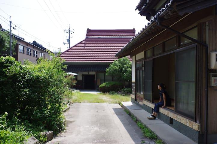 Daisen-chō, Saihaku-gun的民宿