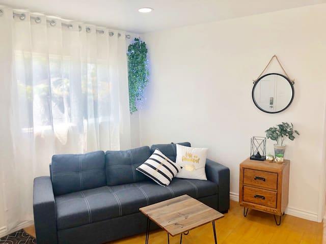 Newly Renovated 2bedroom cozy cottage in LA (亚凯迪亚)