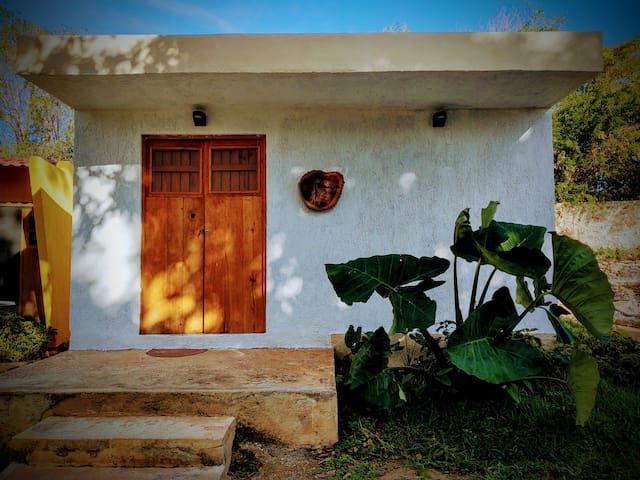 Cuzamá的民宿