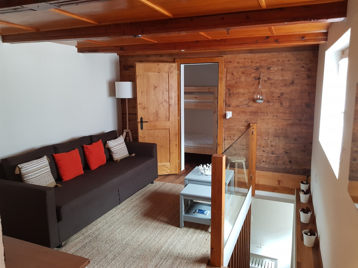 Our nice litlle chalet