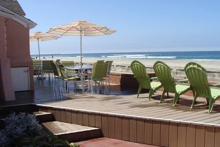 Oceanfront House-Water is Open-Book Now!