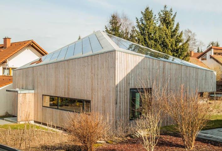 Designerhaus mit Whirlpool & Sauna