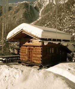 Chamonix Winter/Summer Mazot