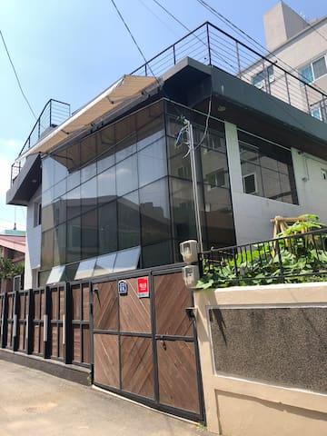 Gwangan 2(i)-dong, Suyeong-gu的民宿
