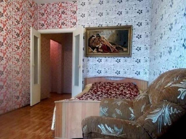 Ivanovo的民宿