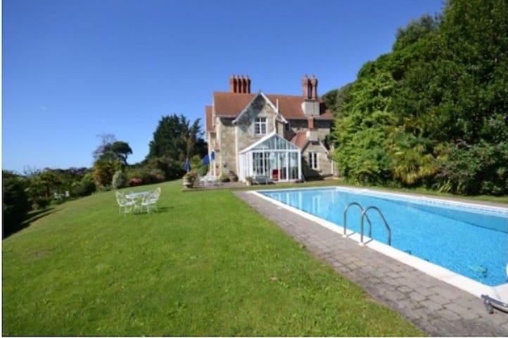 Isle of Wight - Bonchurch