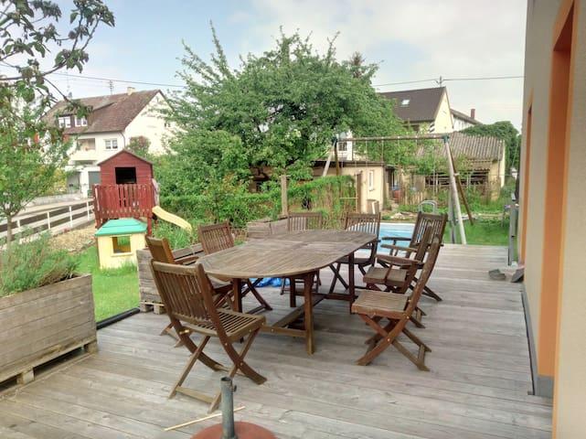 Nersingen的民宿