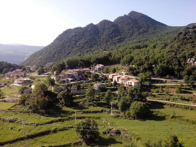 La Nou de Berguedà的民宿