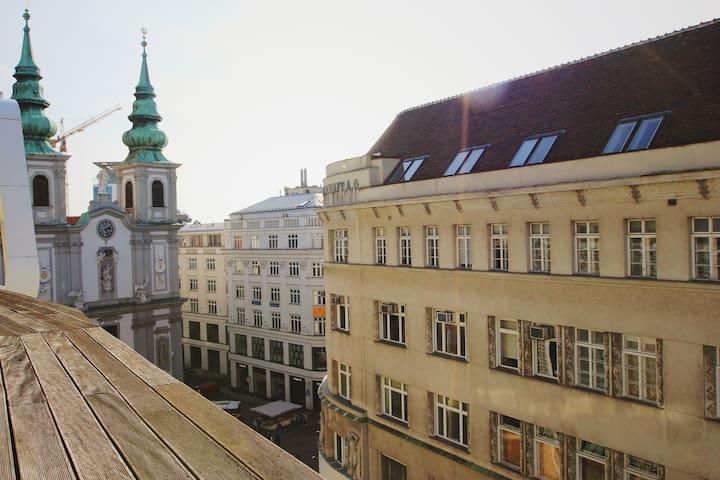 ~ Downtown Apartment - Mariahilferstrasse~
