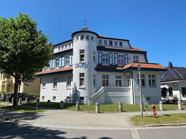 施特拉尔松德的民宿