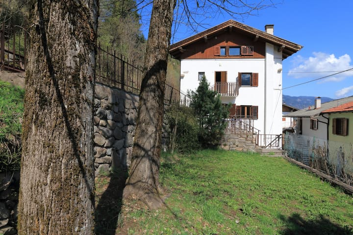 Valcava的民宿