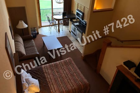 Loft Villa - Sleeps 8 - CHULA WATERPARKS INCLUDED