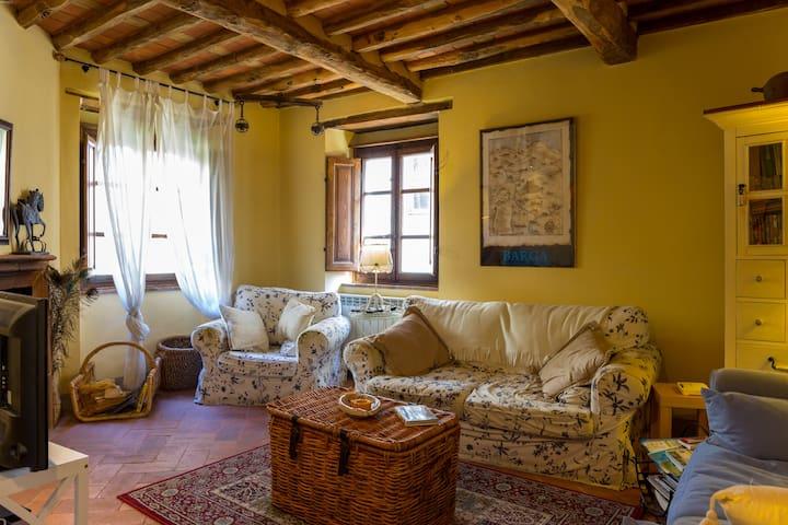 Benabbio, Bagni di Lucca的民宿