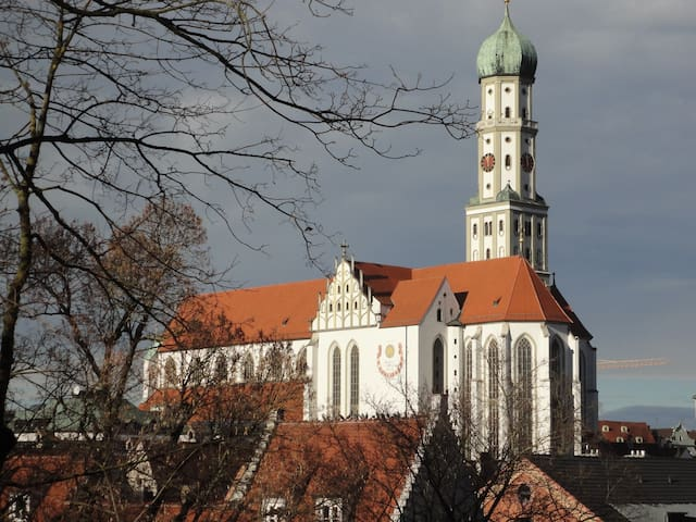 Augsburg的民宿