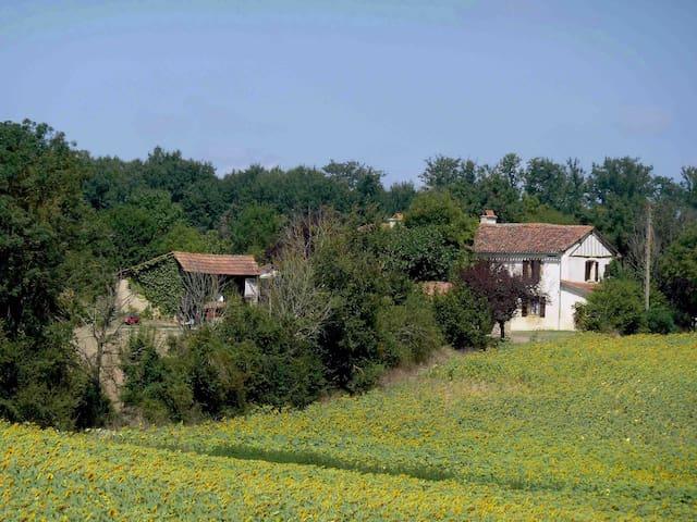 Montesquiou的民宿