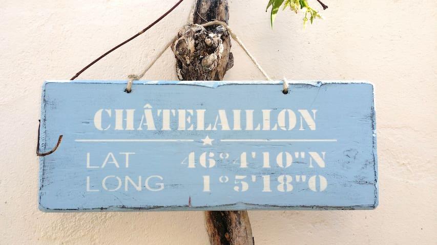 Châtelaillon-Plage的民宿
