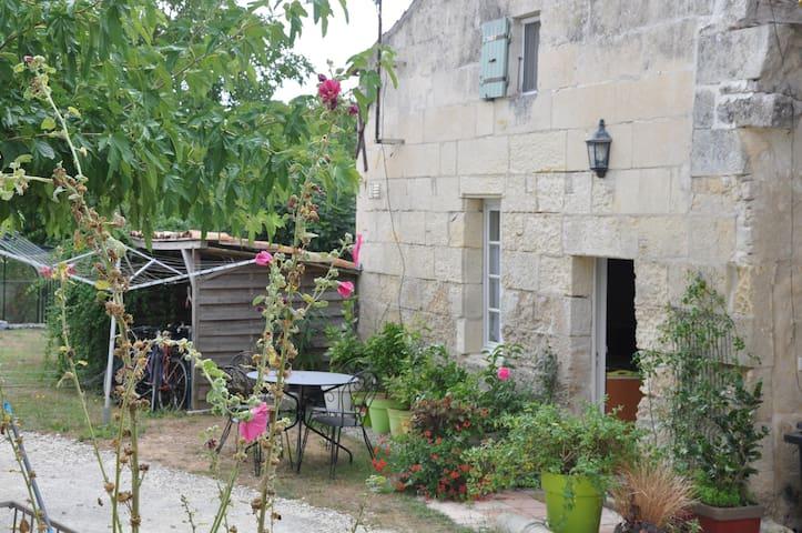 Saint-Léger的民宿