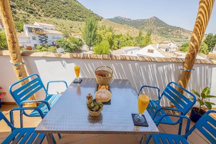 Apartamento rural Sierra Mágina, Arbuniel