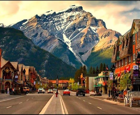 Banff的民宿