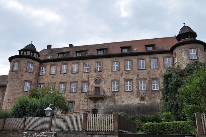Schlitz的民宿