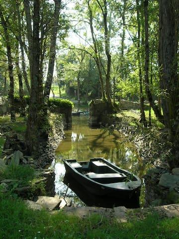 Pont-Saint-Martin的民宿