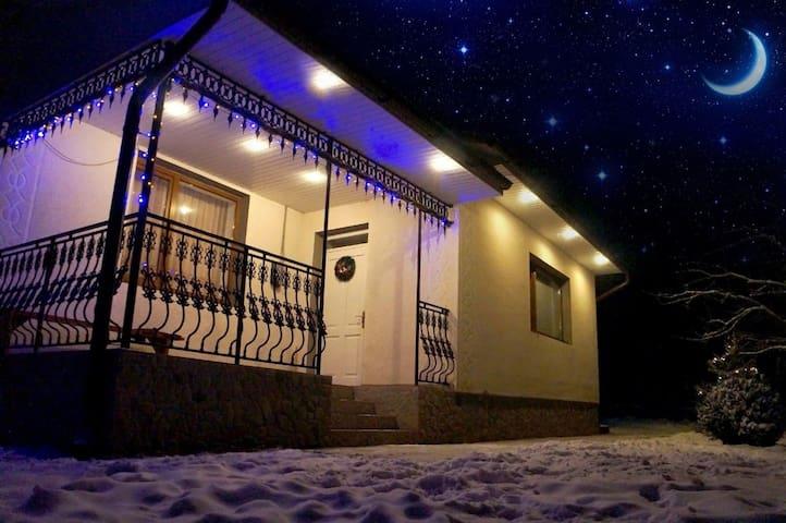 Yabluniv的民宿