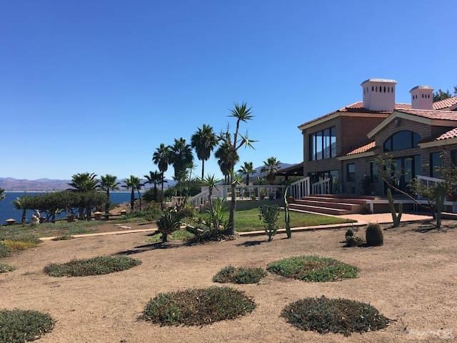 Punta Banda I的民宿