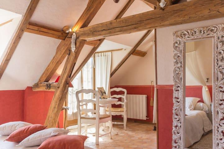 Vieux-Château的民宿