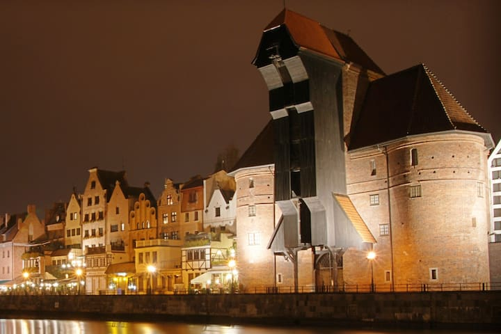 Neverbored. Your perfect place to stay in Gdansk.