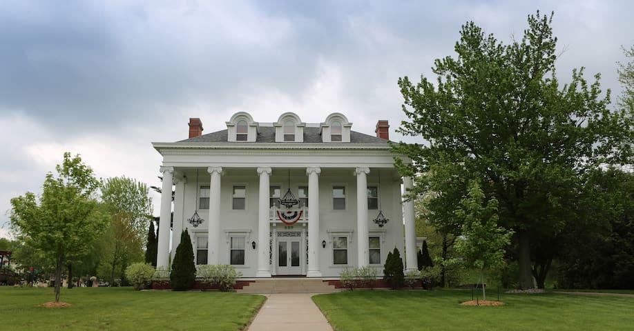 Wisconsin Rapids的民宿