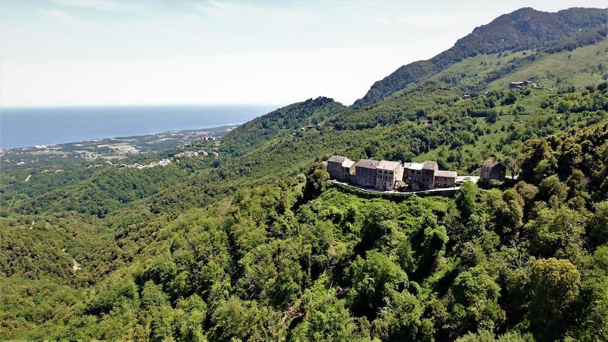 San-Giovanni-di-Moriani的民宿