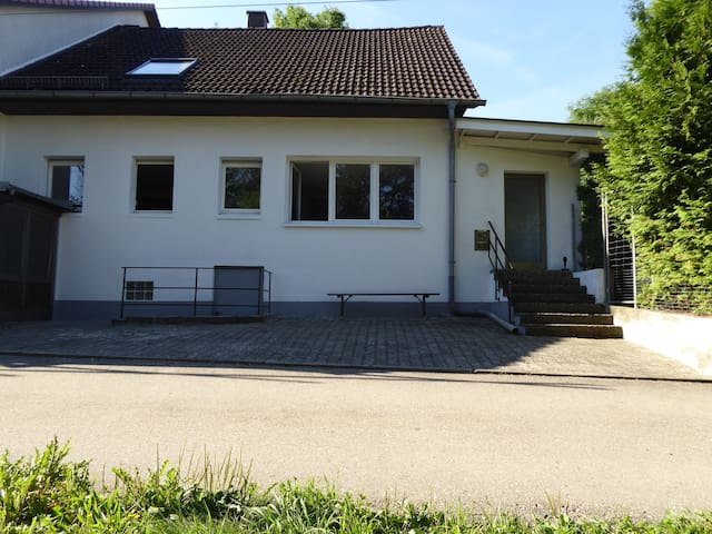 Küssaberg的民宿