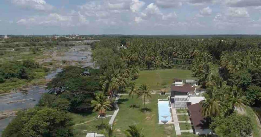 Srirangapatna的民宿