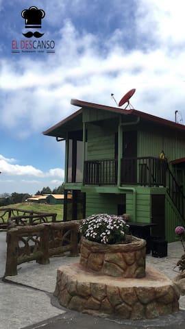 Hotel y restaurante el descanso