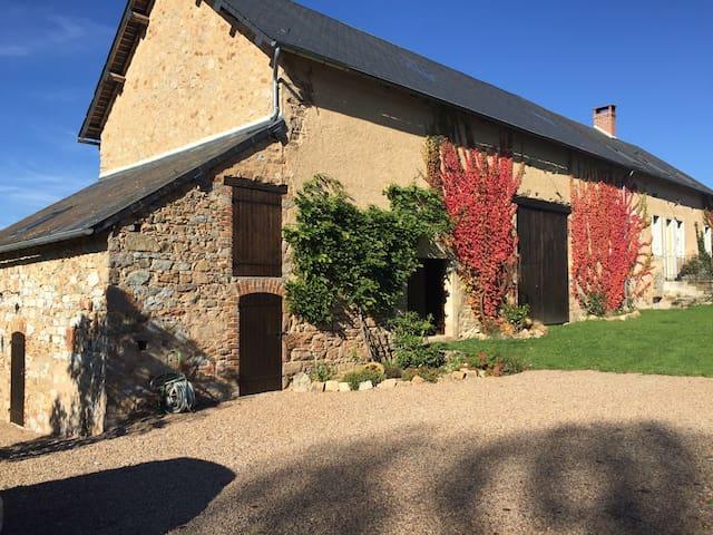 Lavault-de-Frétoy的民宿