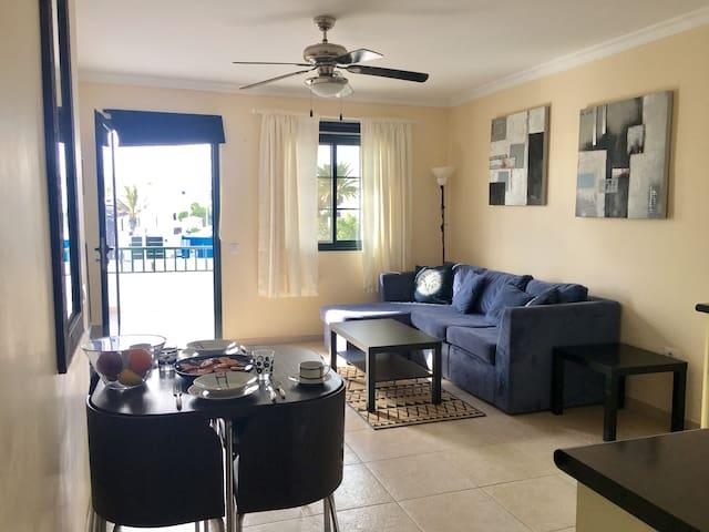 Apartamento Sotavento. Muy cerca de la playa