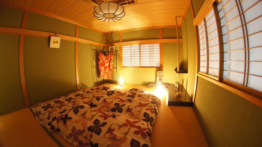 Hakusan-shi的民宿