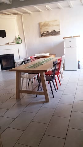 Maison 2 vacances (sport et détente au RDV)