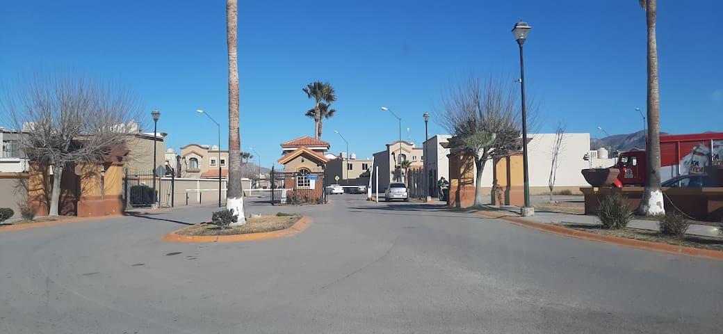 奇瓦瓦(Chihuahua)的民宿