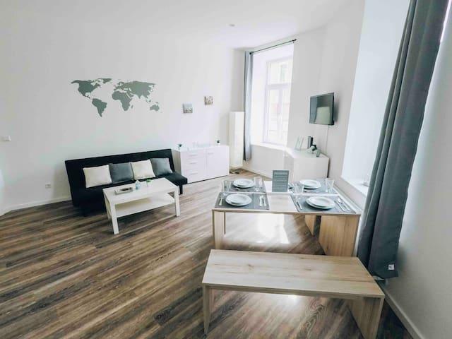 ⭐TOP ⭐Moderne Wohnung BESTE LAGE‼️inkl. NETFLIX‼️⭐