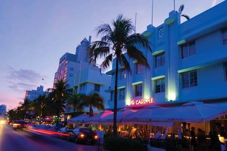Heart of South Beach - Modern Apartment on Ocean Dr.