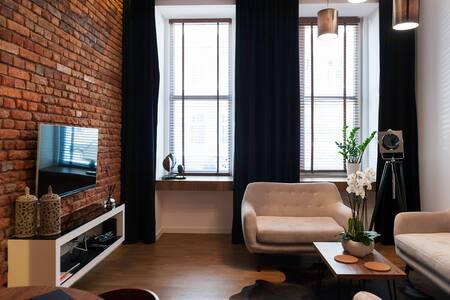 Loft apartment close to the city center