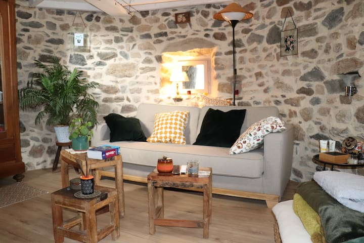 Orliénas的民宿